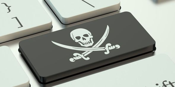 tek pirataria teclado