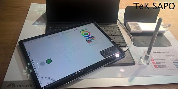 Huawei MateBook destaque
