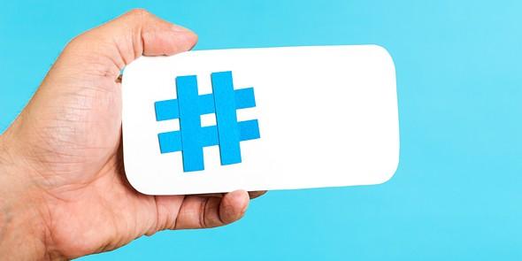 tek hashtag