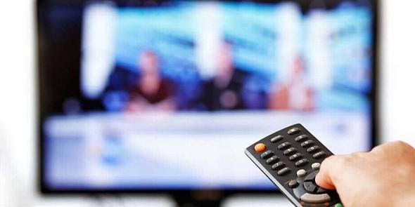 tek comando tv televisão