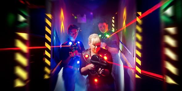 tek laser tag