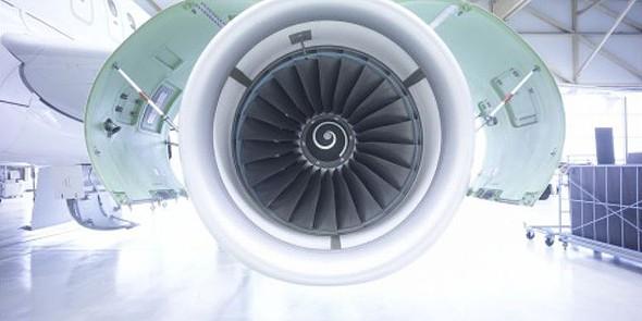 tek motor de avião