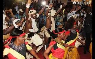 Danças tradicionais deram cor e ritmo ao evento