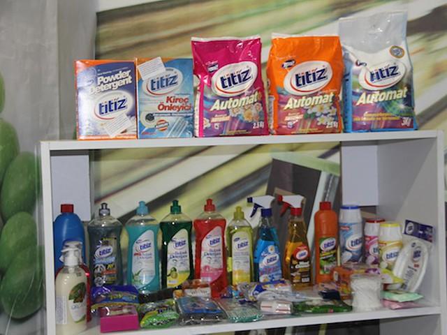KAPLANLAR - detergentes e muito mais