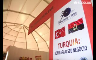 O que de melhor se faz na Turquia em Angola