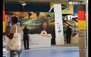Africa do Sul na FILDA2014
