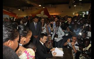 Assinatura do protocolo Turquia Angola