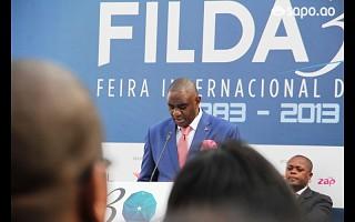 O governador de Luanda, Bento Bento