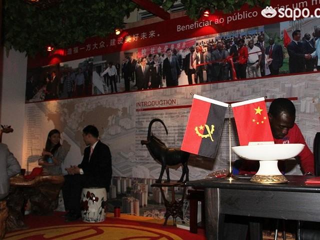 China e Angola de mãos dadas nos negócios