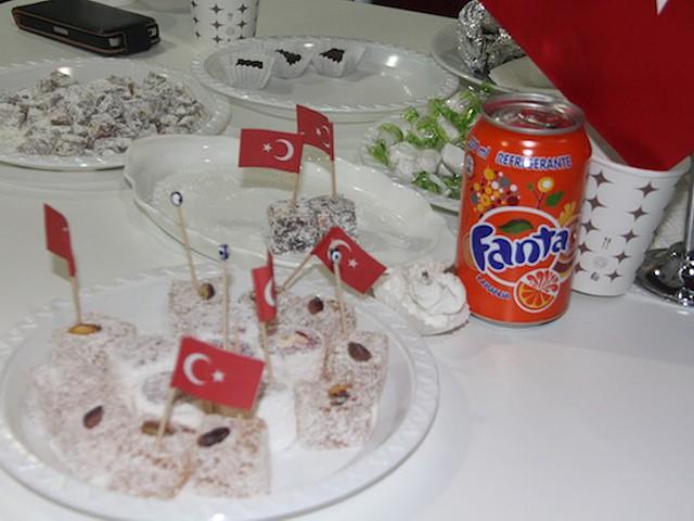 Turquia convida ao turismo com guloseimas
