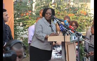 Elizabeth Thabete, vice-min Comércio África do S