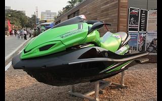 Kawasaki para os amantes de motas de água