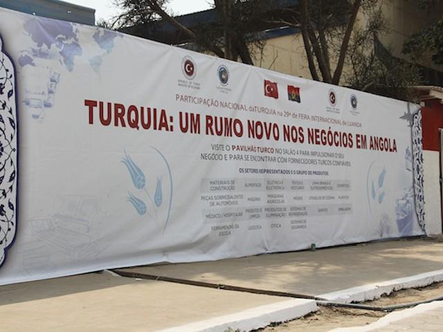 A Turquia promete exposição dedicada ao turismo