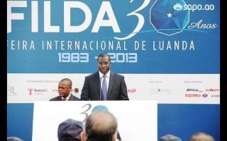 PCA da FILDA, Matos Cardoso também discursou