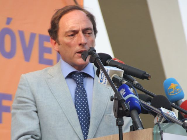 Paulo Portas, ministro Negócios Estrangeiros PT