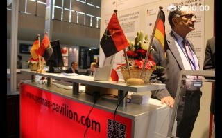 Alemanha na FILDA2014