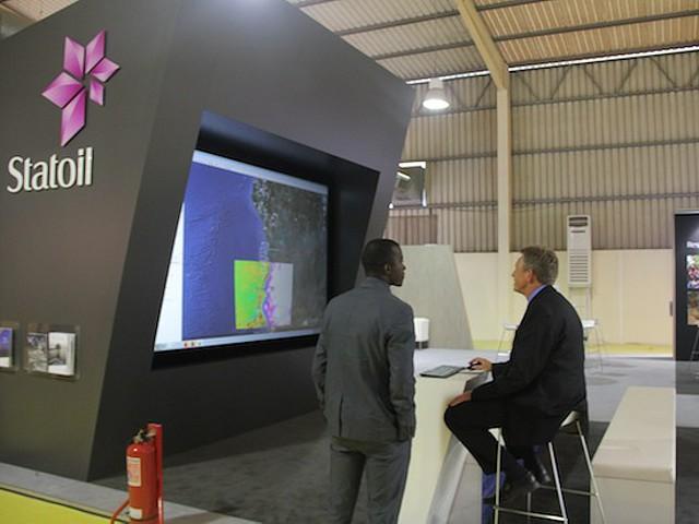 Comande uma plataforma da Statoil