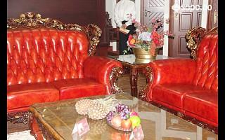 O conforto chinês