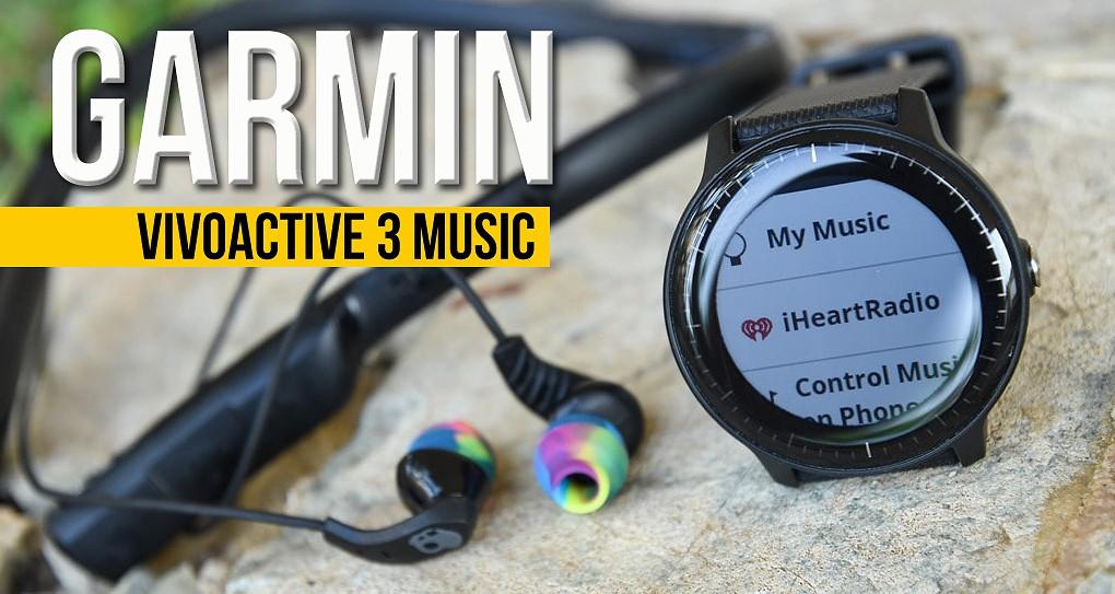 Garmin Vívoactive 3 Music Música E Pagamentos Sem