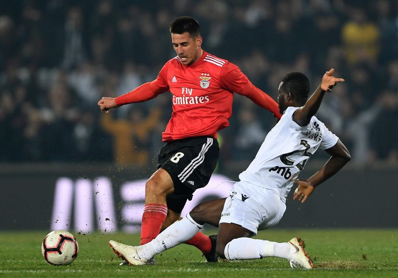 Gabriel recusar sentir-se já titular indiscutível do Benfica com Bruno Lage  - Desporto — SAPO fb7859960be09