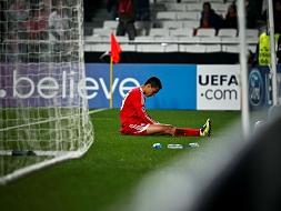 Benfica empata e adia 'oitavos' da Champions