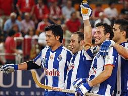 FC Porto derrota Porto Santo