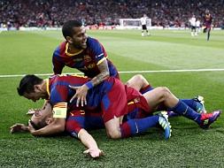Recital em Wembley dá titulo ao Barcelona