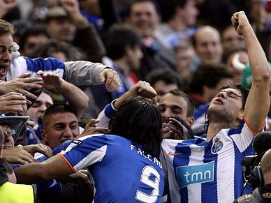 A Liga Europa é do FC Porto