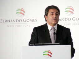 Eleições FPF – Fernando Gomes sucede a Gilberto Madaíl