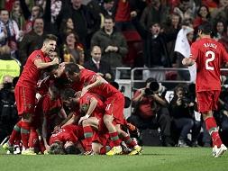 O caminho de Portugal para o Euro 2012