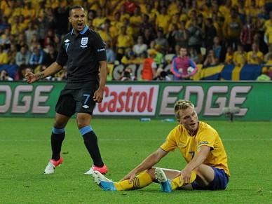 Festa do golo caiu para o lado da Inglaterra