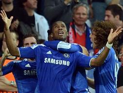 Drogba dá o sonho ao Chelsea