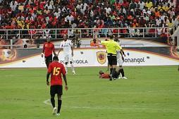 Angola desce três lugares no ranking FIFA