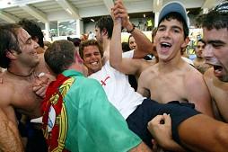 Filipe Gaidão de volta ao rinque
