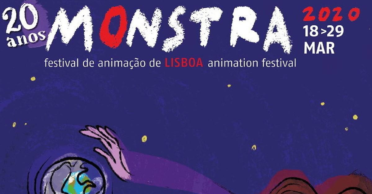 Resultado de imagem para Festival de Animação de Lisboa – MONSTRA 2020