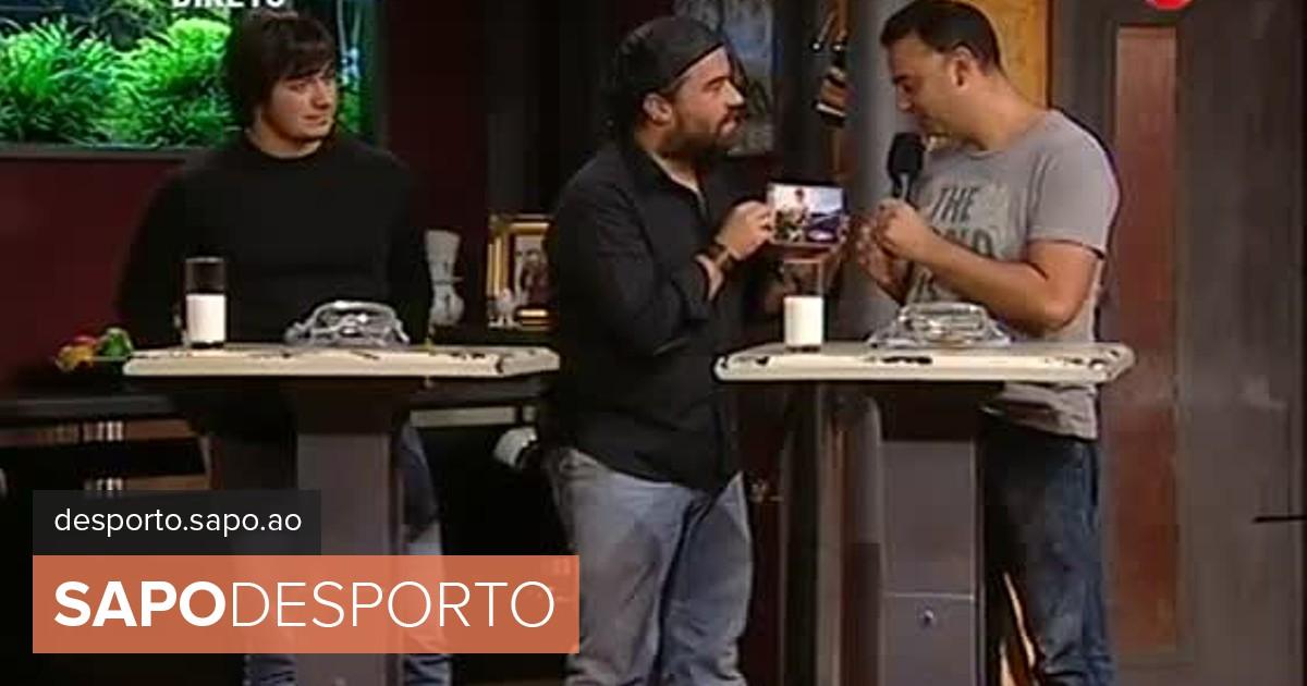 Cultura Challenge Luis Filipe Borges 5 Para A Meia Noite Sapo Desporto