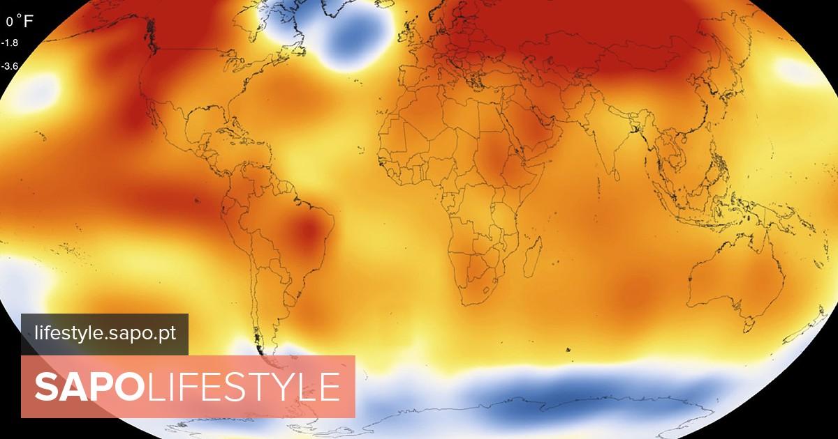 Alterações climáticas cover image
