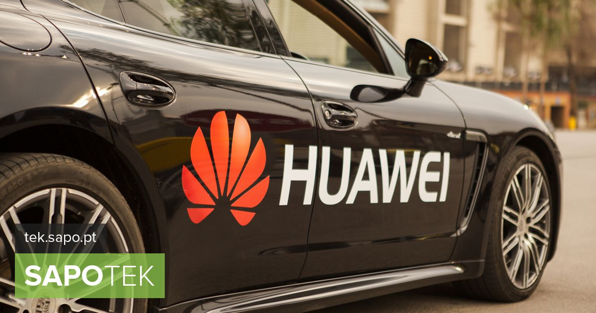 Huawei plans to focus more on the world of smart cars and driving ...
