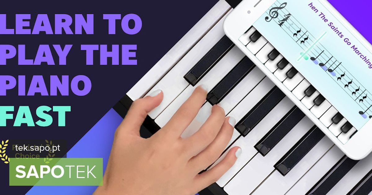 Piano Academy app: Just need the instrument
