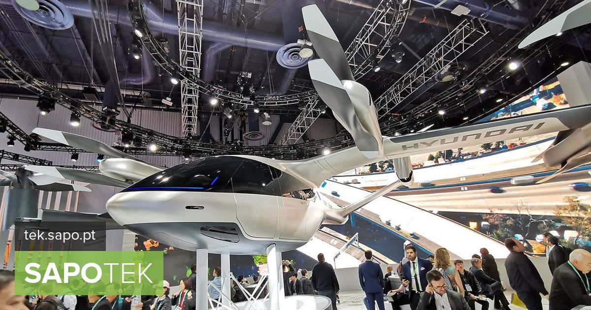 CES 2020: Uber and Hyundai are manufacturing an overhead electric taxi