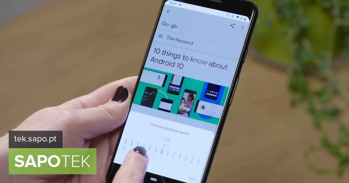 CES 2020: Google goes to its assistant reading pages online and answering ...
