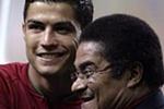"""""""Ronaldo faz-me lembrar Eusébio pelo seu estilo elegante"""""""