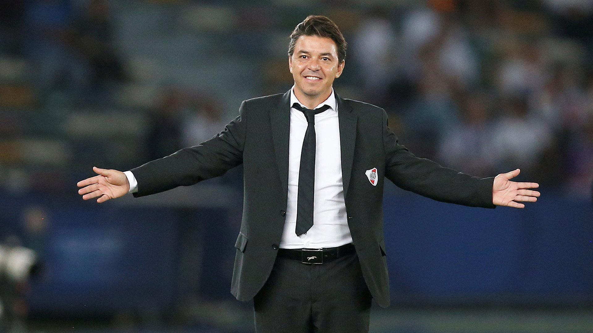 Marcelo 'Muñeco' Gallardo: o 'Napoleão' do River Plate é o rei do  'mata-mata' e pode impedir a glória de Jorge Jesus - Copa Libertadores -  SAPO Desporto