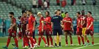 O resumo da vitória suíça sobre a Turquia com golos de Seferovic e Shaqiri