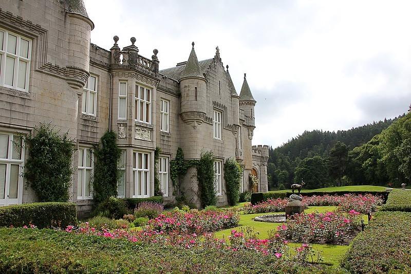 Castelo de Balmoral, Escócia