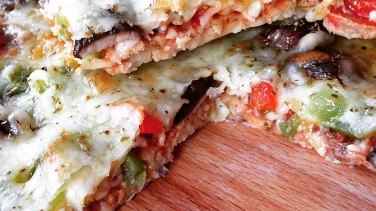 Pizza de couve flor e bolachas sem manteiga. Os truques para pôr os miúdos a comer saudável