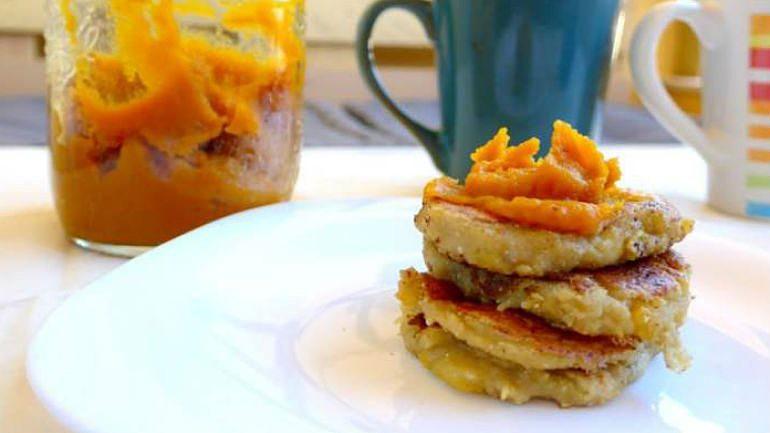 Banana, cenoura ou batata-doce. 5 receitas de panquecas saudáveis