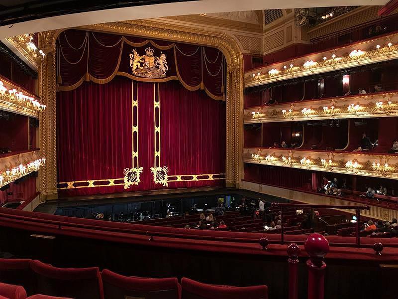 Royal Opera House, Londres