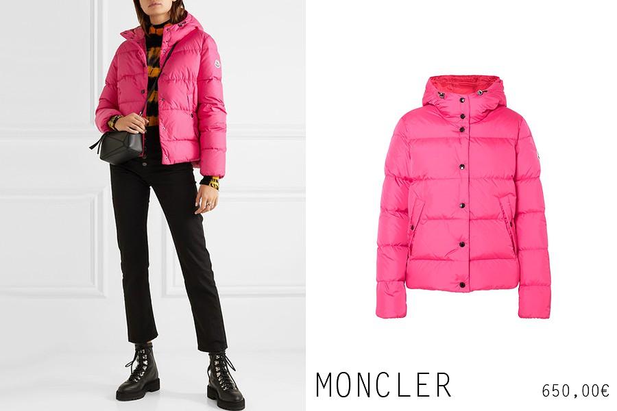 #tendência: puffy jackets, eles estão de volta