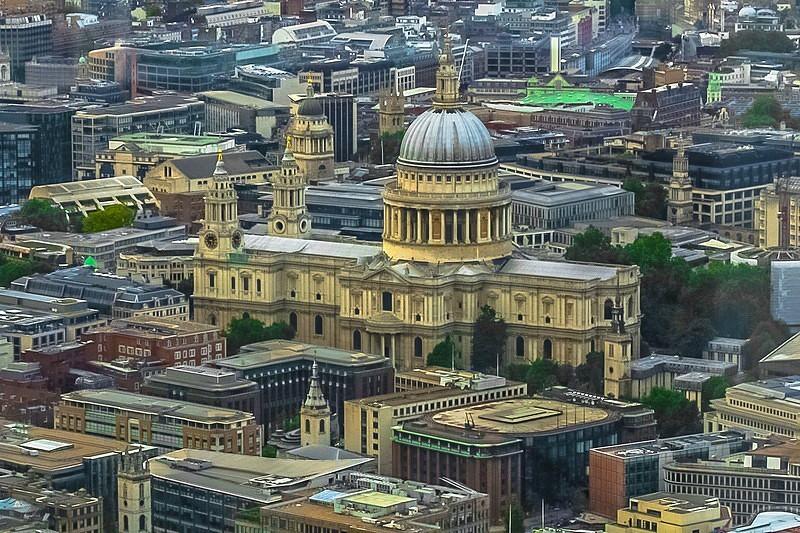 Catedral de St Paul, Londres